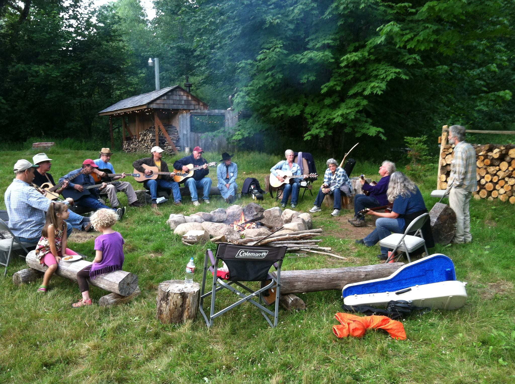 Hidden River Songwriting Camp